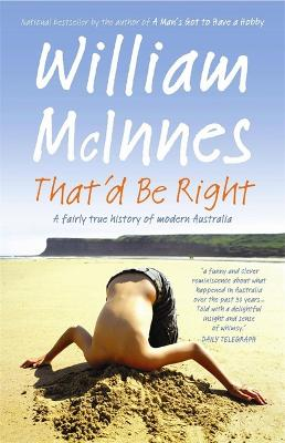 That'd Be Right by William McInnes