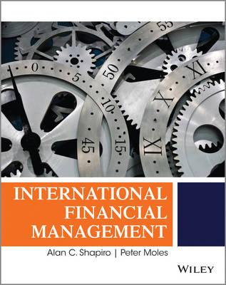 International Financial Management by Peter Moles