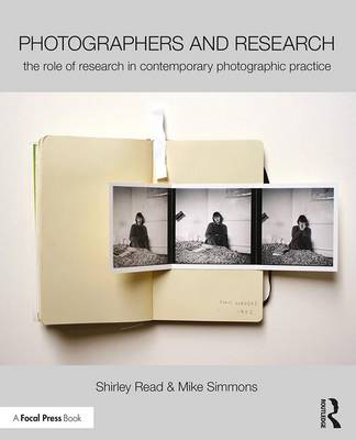 Photographers and Research book