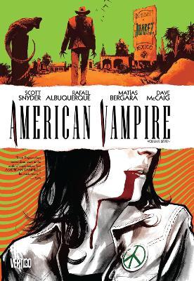 American Vampire Volume 7 HC by Scott Snyder