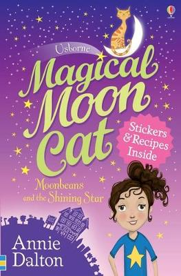 Magical Moon Cat book