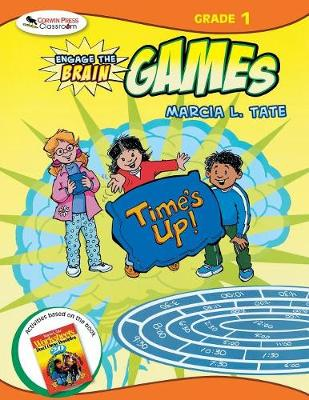 Engage the Brain: Games, Grade One by Marcia L. Tate