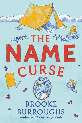 The Name Curse by Brooke Burroughs