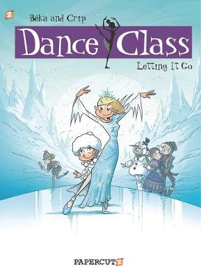 Dance Class #10: Letting It Go by Crip