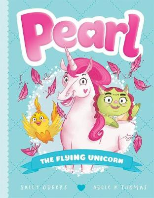 Pearl #2: the Flying Unicorn book