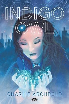 Indigo Owl by Charlie Archbold