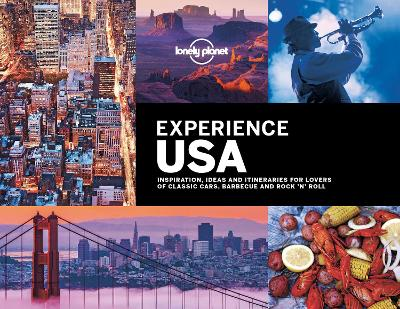 Experience USA by Lonely Planet
