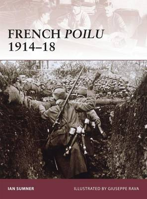 French Poilu 1914-18 by Ian Sumner