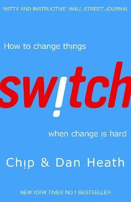 Switch by Dan Heath