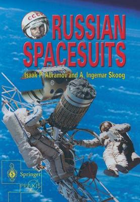 Russian Spacesuits by Isaak Abramov