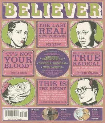 Believer, Issue 110 by Heidi Julavits