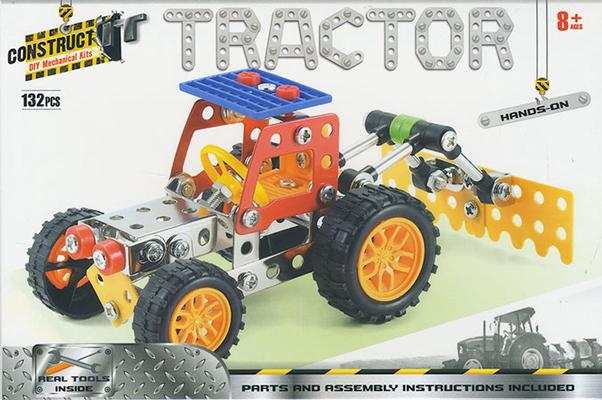 Construct It Kit: Tractor by