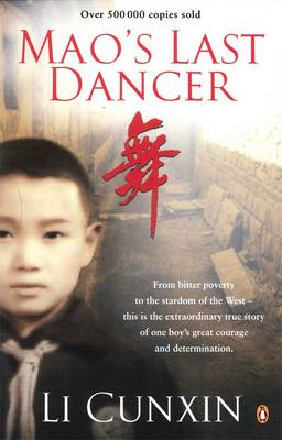 Mao's Last Dancer book