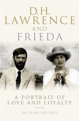D. H. Lawrence and Frieda book