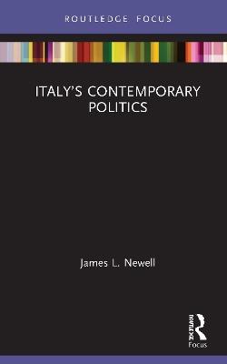 Italy's Contemporary Politics book