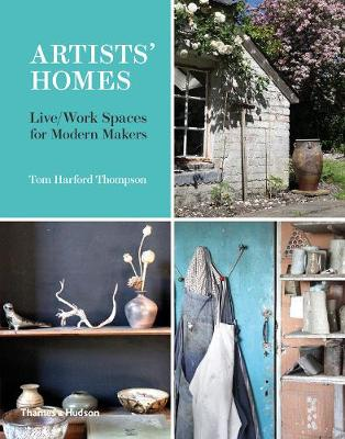 Artists' Homes book