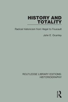 History and Totality book