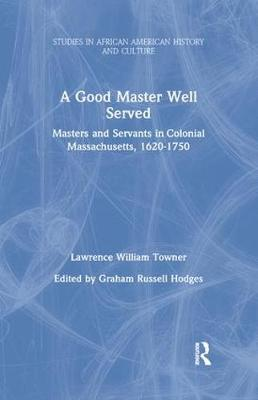 Good Master Well Served book