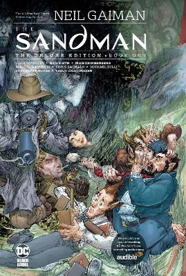 The Sandman: The Deluxe Edition Book One by Neil Gaiman