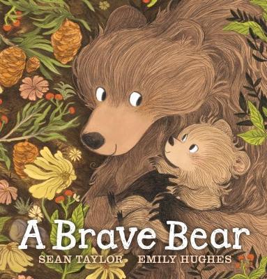 Brave Bear book