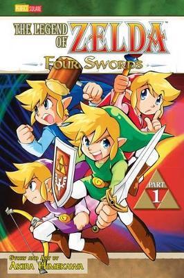 Legend of Zelda, Vol. 6 by Akira Himekawa