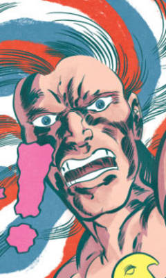 American Barbarian The Complete Series by Tom Scioli