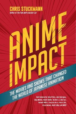 Anime Impact book