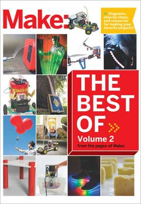 Best of Make: V 2 by The Editors of Make