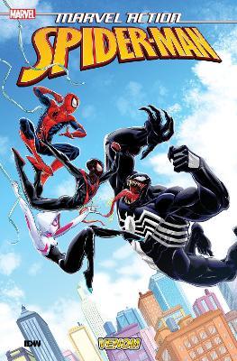 Marvel Action: Spider-Man: Venom: Book Four book