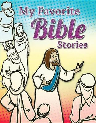 Kid/Fam Ministry Activity Books - Favorite Bible Stories - My Favorite Bible Stories (2-7) by Warner Press