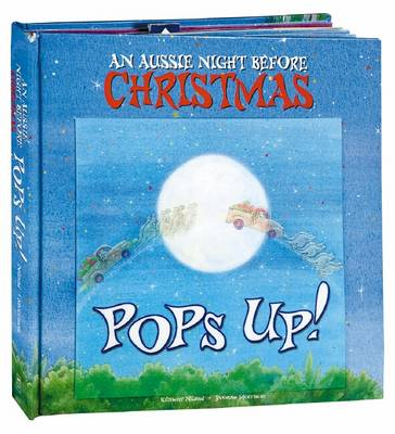 Aussie Night Before Christmas: Pop-up Book by Yvonne Morrison