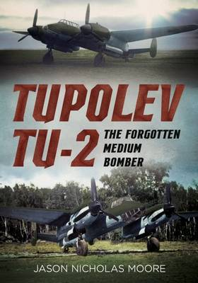 Tupolev Tu-2 book