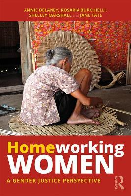 Homeworking Women by Annie Delaney