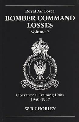 RAF Bomber Command Losses book