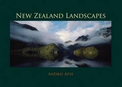 New Zealand Landscapes book