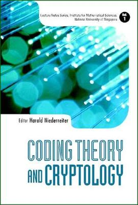 Coding Theory And Cryptology by Harald Niederreiter