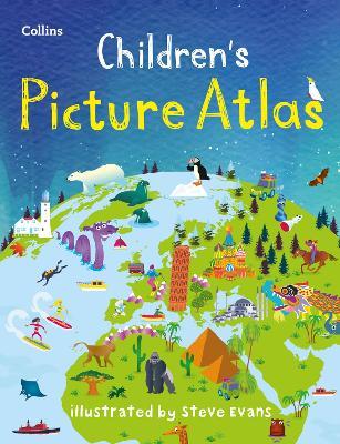 Collins Children's Picture Atlas book