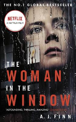 The The Woman in the Window by A. J. Finn
