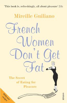 French Women Don't Get Fat book