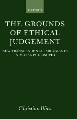 Grounds of Ethical Judgement book