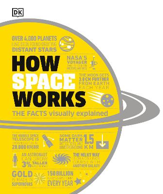 How Space Works: The Facts Visually Explained by DK