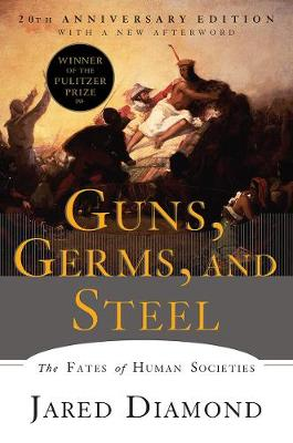 Guns, Germs, and Steel book