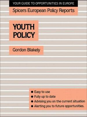 Youth Policy book