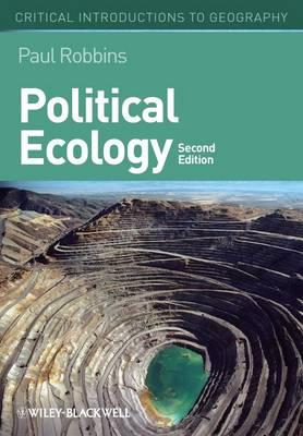 Political Ecology book