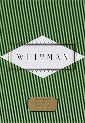 Poems - Whitman book