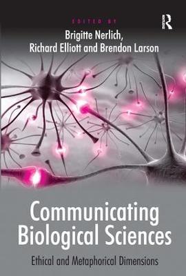 Communicating Biological Sciences book