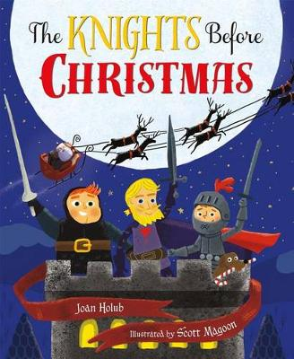Knights Before Christmas book