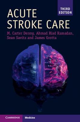 Acute Stroke Care by Mary Carter Denny