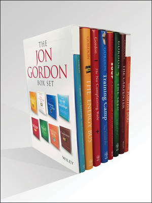 Jon Gordon Box Set book
