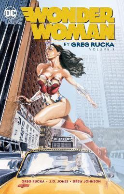 Wonder Woman By Greg Rucka TP Vol 1 book